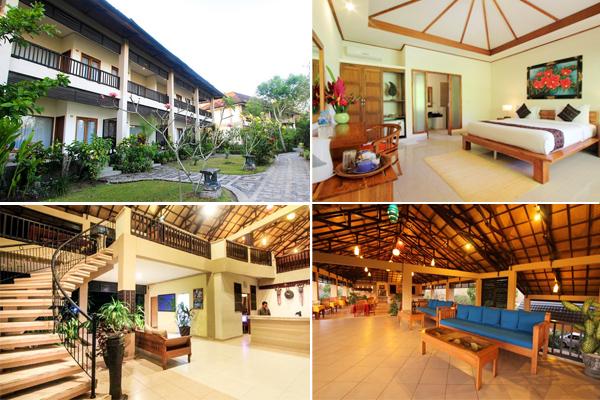 Puri Sari Beach Hotel - gambar 1