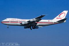 CN-RME Royal Air Maroc Boeing 747-2B6B(M)