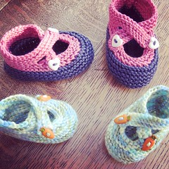 So many friends are expecting (or have had) babies this year - so Mama Thompson made these little beauts :heart_eyes: