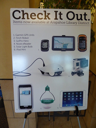 technology to borrow - Smoky Hill Library