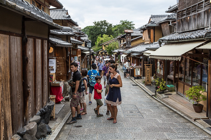 Calles Sannenzaka y Ninenzaka de Kioto-48
