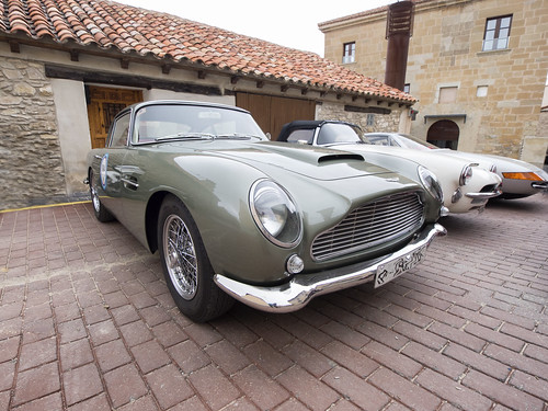 Aston Martin DB4 GT (Zagato 1960-1962)
