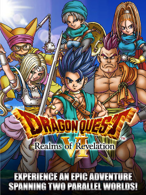 Download Free Game DRAGON QUEST VI Hack (All Versions) Unlimited GOLD 100% Working and Tested for IOS and Android