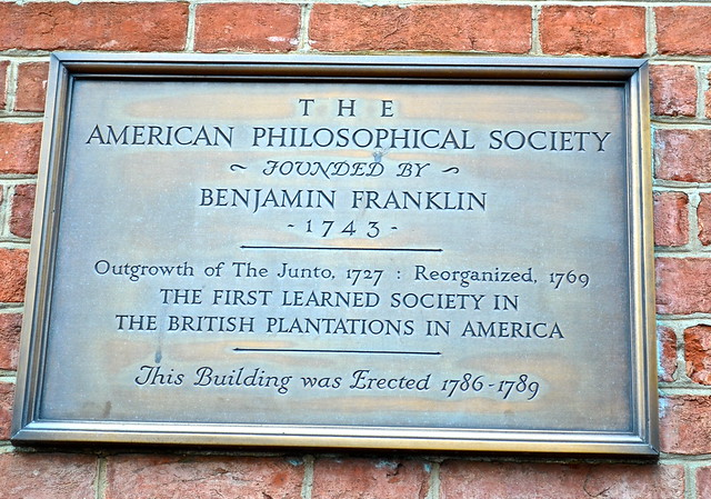 Historic Philadelphia - Ben Franklin