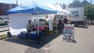 Waltham Farmers' Market 7-11-15