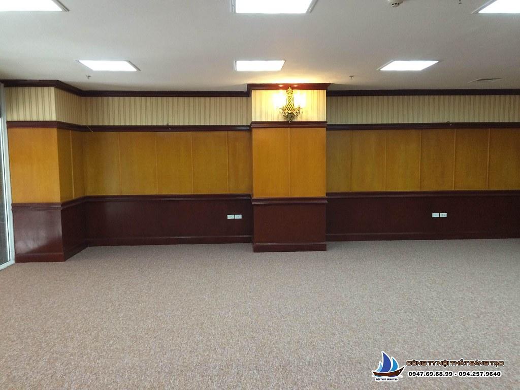 thiết kế nội thất phòng họp đẳng cấp