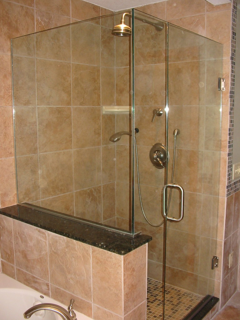 Cost Of Frameless Shower Doors Bathroomdecor Getting A