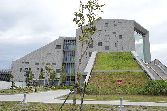 台東大學知本校區圖書館30