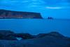 Reynisfjara Beach & Blue Hour by Luís Henrique Boucault