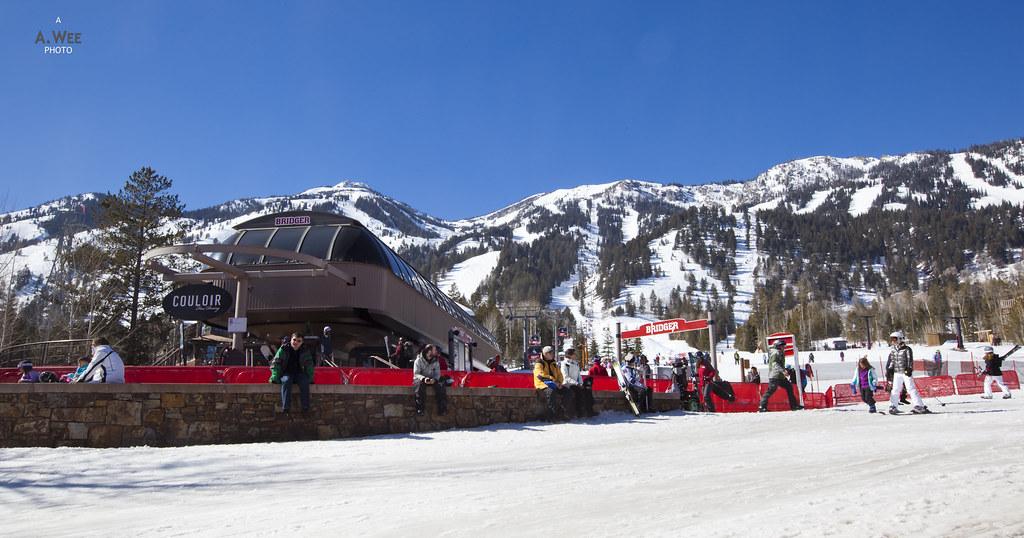 Bridger Gondola Base