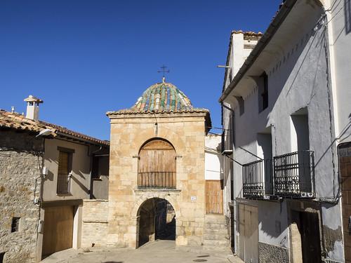 Ermita de Sta. Bárbara.