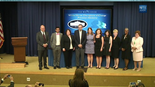 White House Champions of Change - Precision Medicine #WHChamps