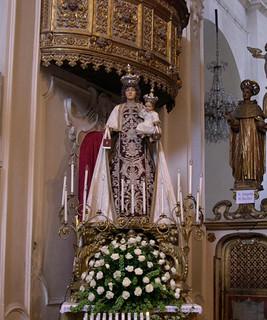 Conversano- festeggiamenti madonna del Carmine