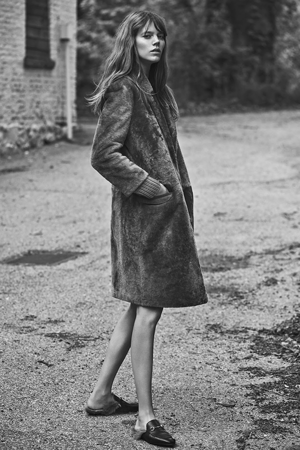 Freja Beha Erichsen By Lachlan Bailey For WSJ September 2015