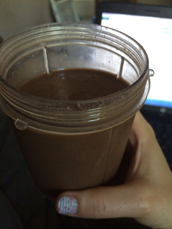 My perfect Shakeology recipe