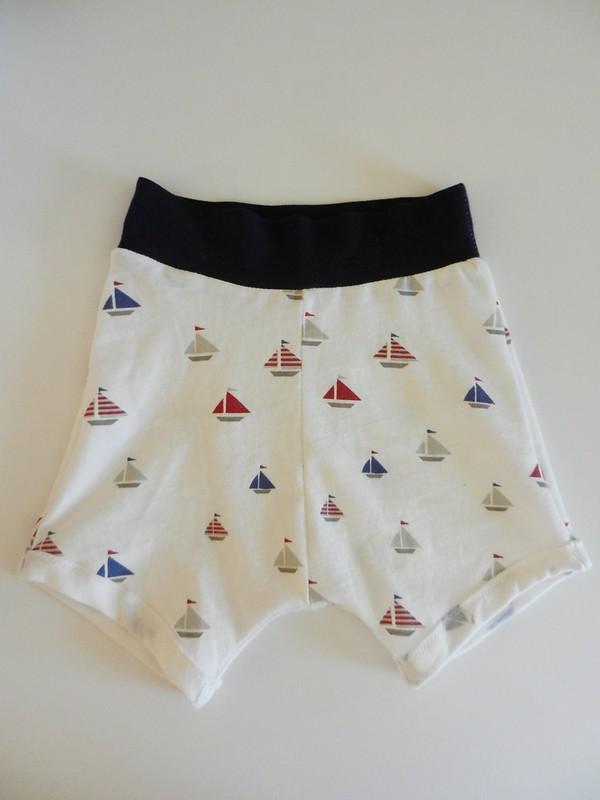 Sailboat Shorties