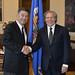Secretary General Meets with Chilean Senator