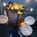 KA-SAT satellite in the clean room