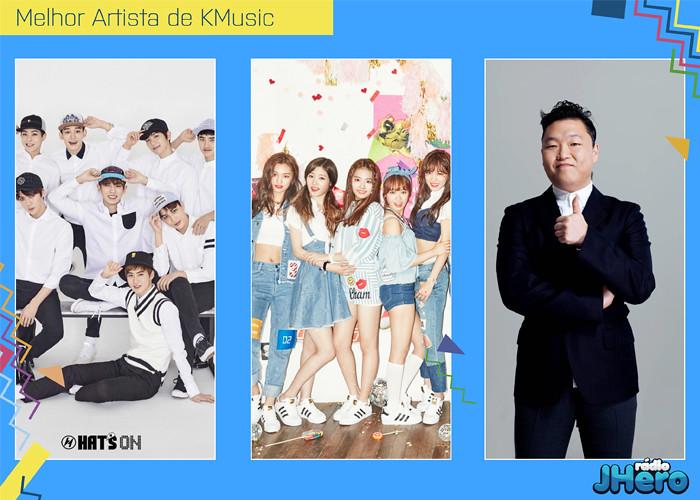 Melhores do Ano Rádio J-Hero 2016 - Finalistas