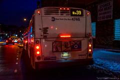 MTA Regional Bus New Flyer Industries XD60 #4746