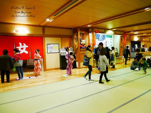 日本東京自由行大江戶溫泉物語 (36)