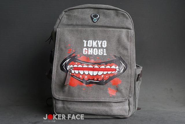 Balo vải thô Kaneki Ver. 5 - Tokyo Ghoul
