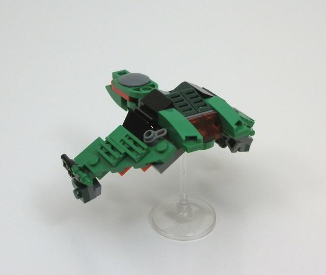 Klingon BoP-02