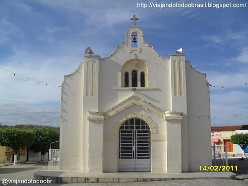 Olivença - Igreja de Nossa Senhora do Carmo