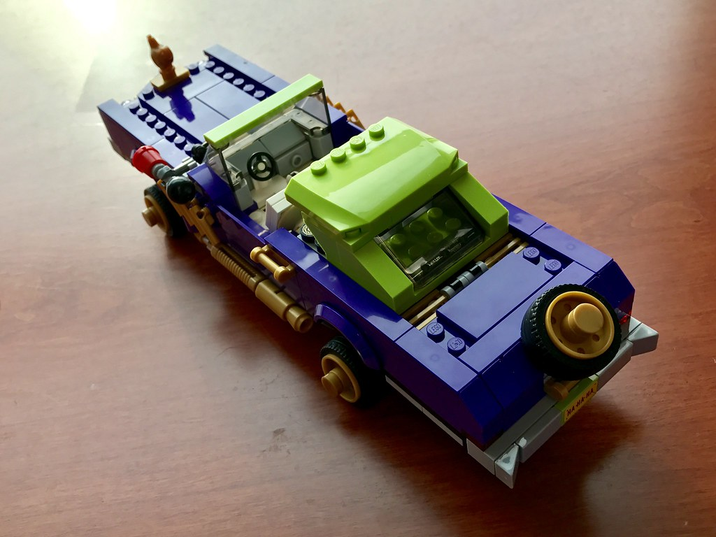 LEGO Review: Joker Notorious Lowrider 70906