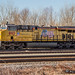 UP 8103 | GE AC45CCTE | UP Marion Intermodal Facility