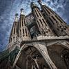 Basilica of the Sagrada Familia, Barcelona