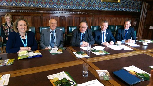 The All Party Parliamentary Group on Forestry - June 2015