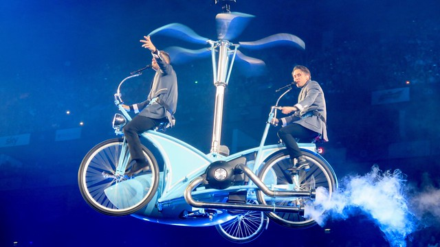 Take That @ The O2 Arena
