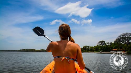 Kayaking Isla de Ometepe