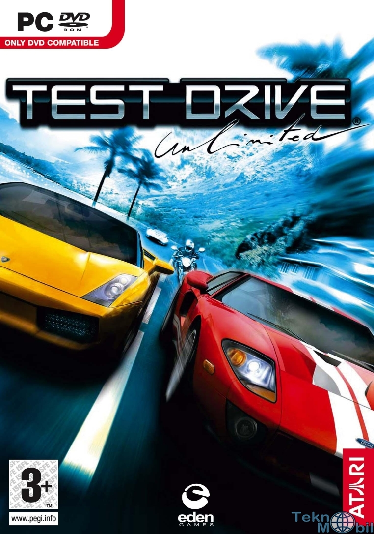 Test Drive Unlimited Full Oyun