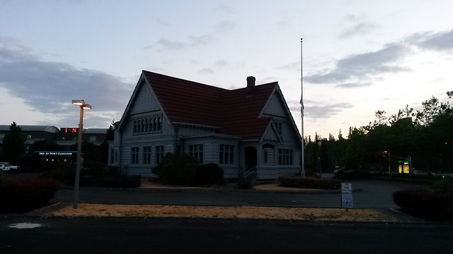 Historic Weyerhaeuser Office Building