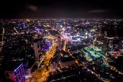 Ho Chi Minh City, HCM city nightscape