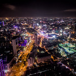 Cityscape of Viet Nam