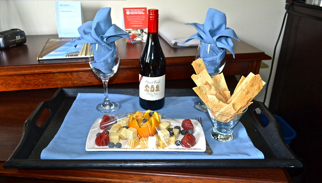 room service -  Wyndham Philadelphia Historic District