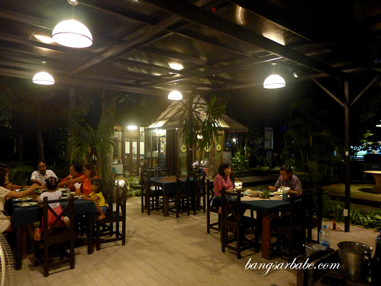 Anchalee restaurant krabi bangsar babe for Anchalee thai cuisine