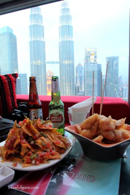 Traders Hotel Kuala Lumpur Malaysia Skybar