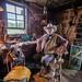 Bar U Ranch's Resident Saddle Maker by Samantha Decker
