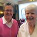 Small photo of Mary Hotz and Mary Pat Ryan