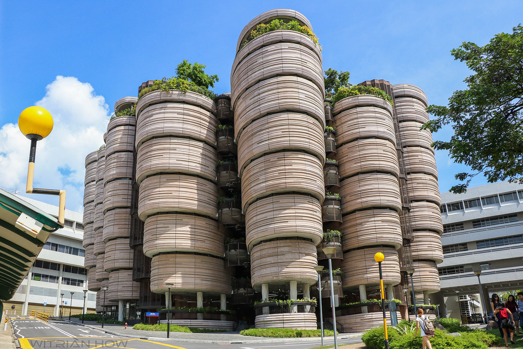 NTU Learning Hub - The Hive