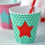 Kids Star Cups