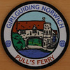 GIRLGUIDING NORWICH PULL'S FERRY by Leo Reynolds