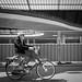 Amsterdam Biker by Christian Meyer (Street Photographer)