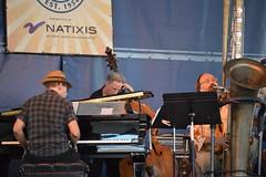 Newport Jazz Festival 2015-Scott Robinson's Doctette