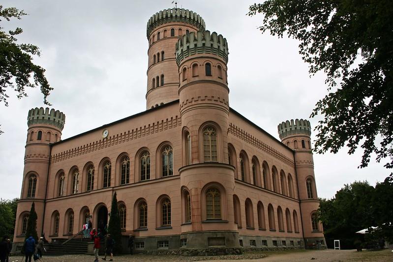 Jagdschloss Granitz Rügen01