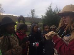 2016 - Washington School for Girls to National Colonial Farm